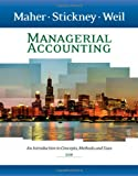img - for Managerial Accounting: An Introduction to Concepts, Methods and Uses book / textbook / text book