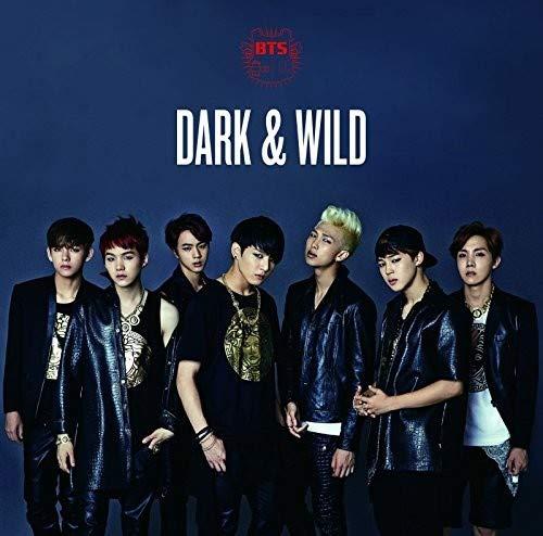 BTS (방탄 소년단) DARK &WILD(일본 사양반)(DVD부) CD+DVD