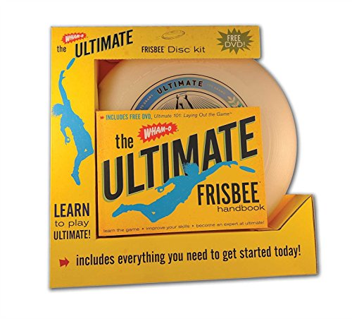 Ultimate Frisbee Handbook - The Wham-O Ultimate Frisbee Handbook: The Tips and Tricks for Becoming an Expert at Uitimate Frisbee(R)! (Wham-O Guide Books) by Jacky Sach (30-Apr-2009) Paperback