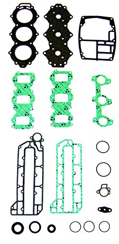 YAMAHA 60-70 HP 1984 & Up 3 Cyl. Complete Power Head Gasket Kit WSM 500-330 OEM# 6H3-W0001-02-00 ()