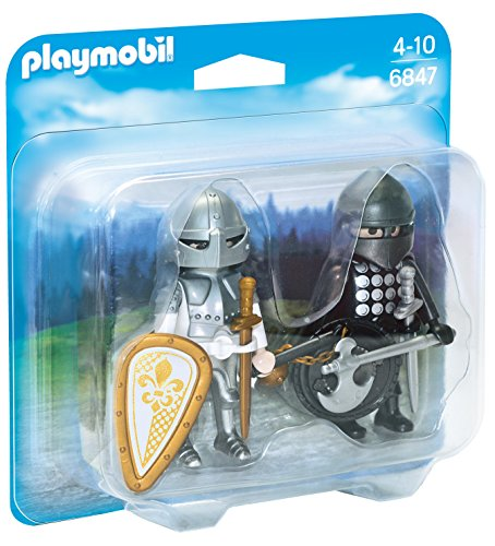 PLAYMOBIL® Knights' Rivalry Duo Pack -