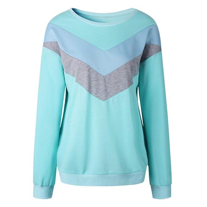 RETUROM-Sudaderas Sudaderas para Mujer, Capucha Estampadas Chica Jerseys Sudadera Deportivas Camisetas de Manga