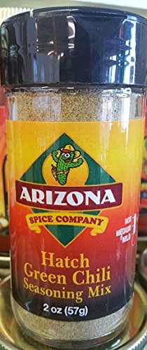 (Hatch Green Chile Seasoning Mix 2 oz)