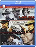 Lawless / 3:10 To Yuma / Appaloosa Triple Feature [Blu-ray]