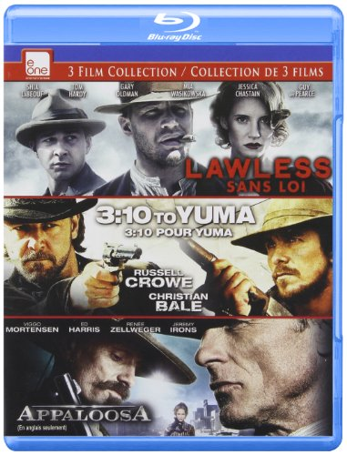 Lawless/3:10 To Yuma/Appaloosa Triple Feature