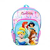 Personalized Licensed Disney Character Backpack - 16 Inch (Disney Princess)