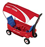 : Radio Flyer Voyager Canopy Wagon