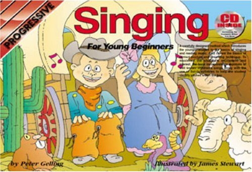 CP69141 - Progressive Singing Method for Young Beginners - Book and CD ebook