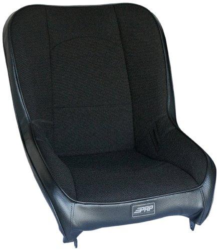 PRP Seats A10 All Black Vinyl Premier Low Back Suspension Seats