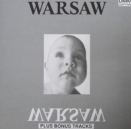 Joy Divison : Warsaw Album~ Vinyl Import- Ltd. Edition DMM