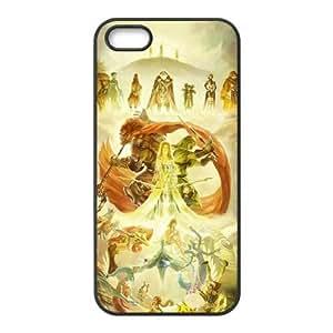 iPhone 4 4s Cell Phone Case Black The Legend of Zelda J5D4BQ