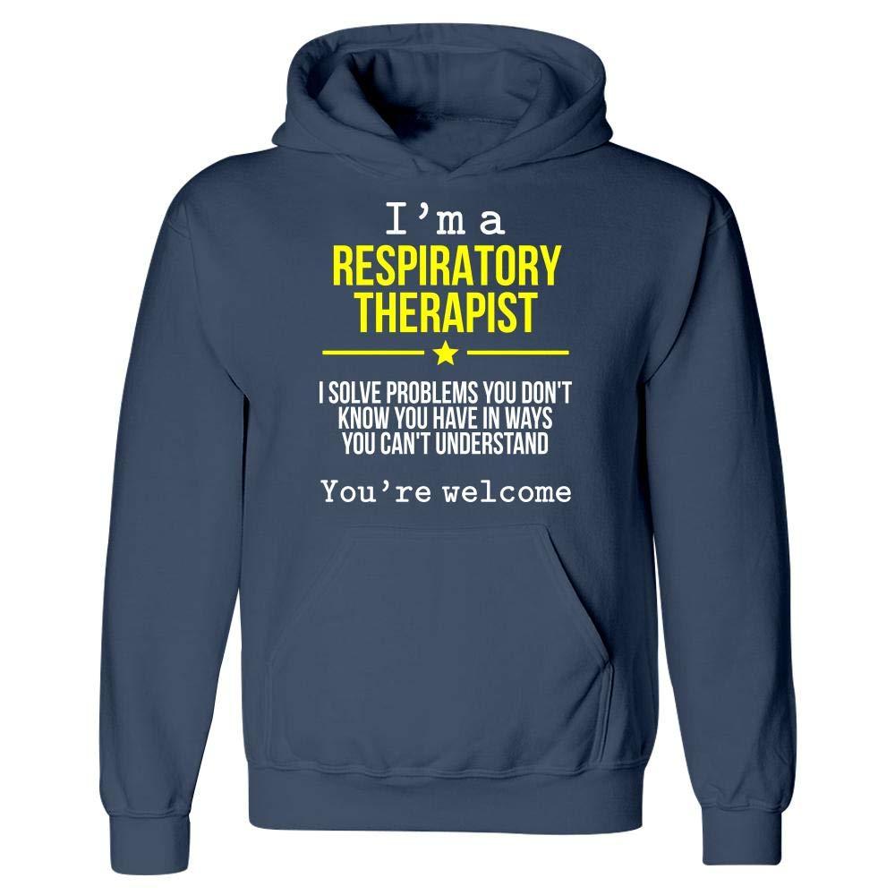 Hoodie Im A Respiratory Therapist