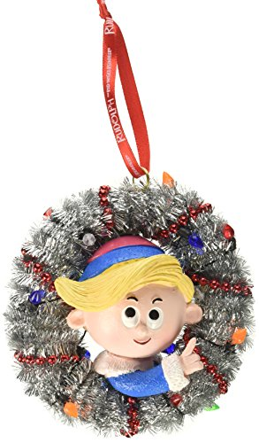 Department 56 Rudolph The Red-Nosed Reindeer Hermey in