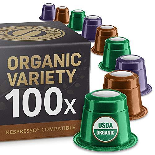 Fairtrade Nespresso Compatible Capsules Coffee product image