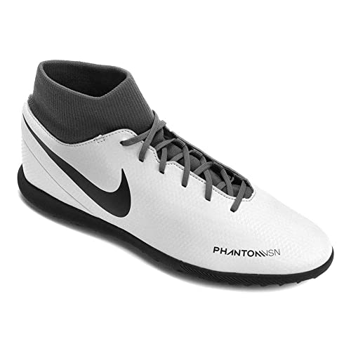 super popular d1311 3ac8f Nike Phantom Vsn Club DF Tf Scarpe da Ginnastica Basse Unisex-Adulto,  Multicolore (