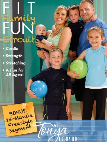 Fit Family Fun Circuit With Tonya Larson