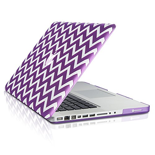 TOP CASE Chevron Rubberized Generation