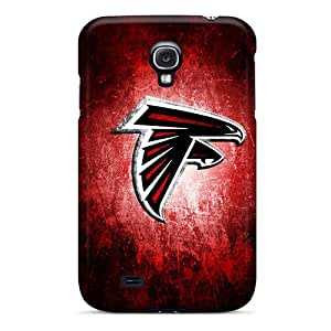 Tpu Shockproof/dirt-proof Atlanta Falcons Cover Case For Galaxy(s4)