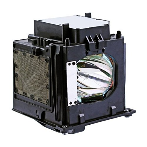 Mitsubishi WD65731 Rear Projector TV Assembly with OEM Bulb and Original Housing by Mitsubishi