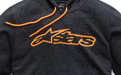 stampato moderno Alpinestars Uomo Fleece Blaze zip antracite con Arancione grigio taglio w0gFOYxqg