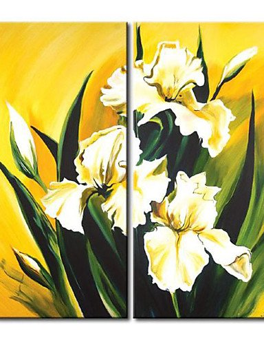 Iarts2 panels white lilium brownii floral oil painting framed white iarts2 panels white lilium brownii floral oil painting framed white flower oil painting mightylinksfo