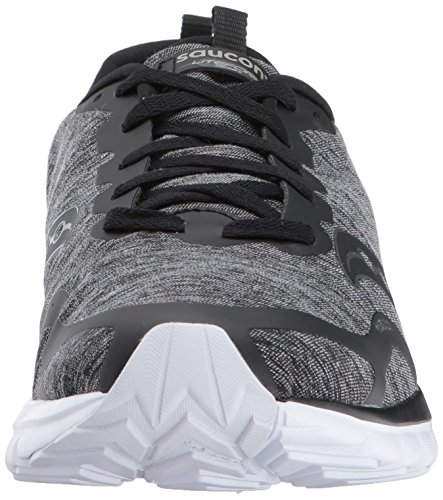 Schwarz Sneaker Man Tissue Liteform Saucony Uomo Feel Shoe E7514 Scarpe Grey vxCUqAB