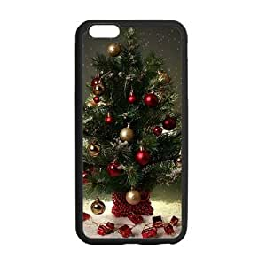 Distinctive Christmas decoration Christmas tree Phone Case for Iphone 6 by icecream design
