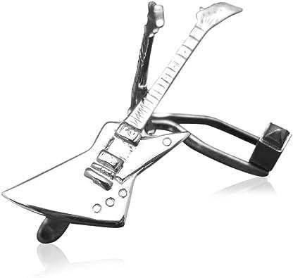 Para hombre plata de ley para guitarra eléctrica Gibson Explorer ...