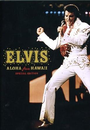 Bildergebnis für Aloha from Hawaii Elvis