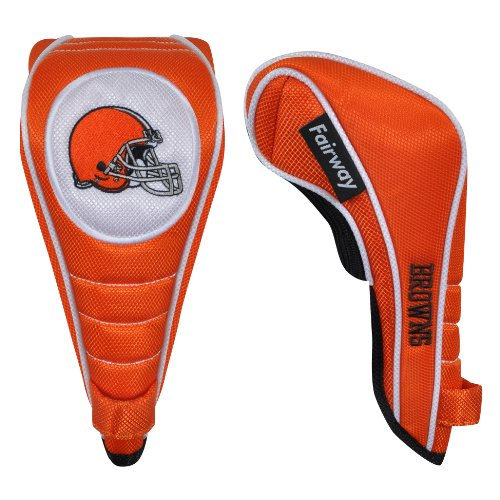 Team Effort Cleveland Browns Fairway Headcover