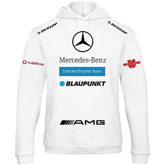 Sweat Shirt à Capuche Mercedes Benz Rally Racing Course de Rallye  personnalisé Homme Unisexe SCBU092 ( 5cd5dfdd4e13