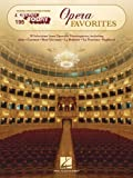 Opera Favorites, Hal Leonard Corp., 1480369500