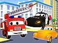 Tom The Tow Truck: Matt, the Police Car / Franck, the Fire Truck