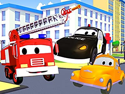 Tom The Tow Truck: Matt, the Police Car / Franck, the Fire Truck