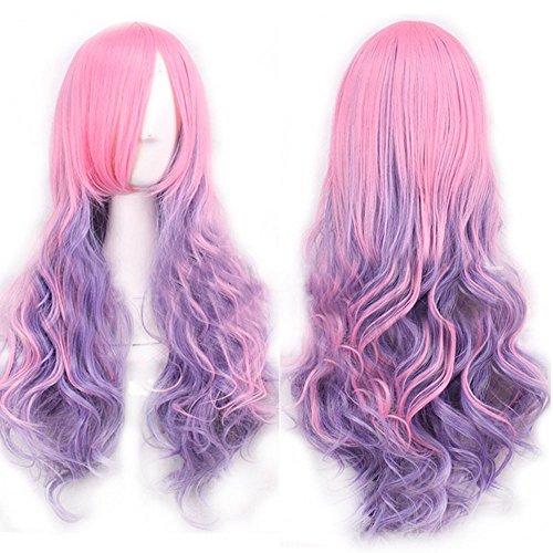 Homanda® Two Tone-Pink to Purple 32