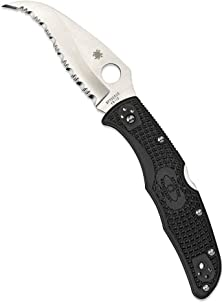 """Spyderco Signature Folding Knife with 3.57"""""""