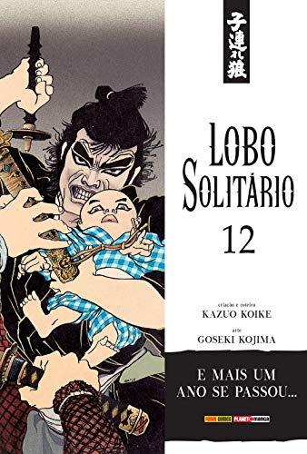 Lobo Solitário - Volume 12