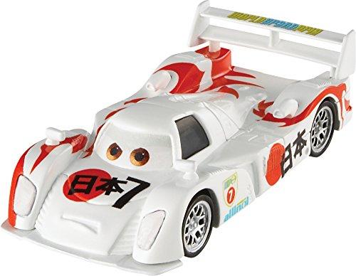 Disney Cars Die Cast Shu Todoroki Toy Vehicle from Disney