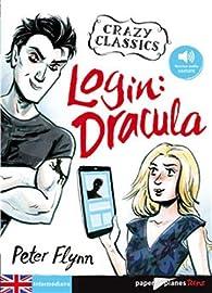 Login : Dracula - livre + mp3 par Peter Flynn