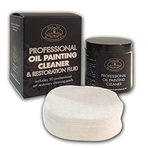 Professional Oil Painting Cleaner Kit