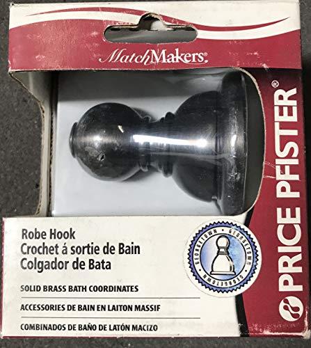 Pfister BRH-B0ZZ Georgetown Robe Hook Oil Rubbed Bronze