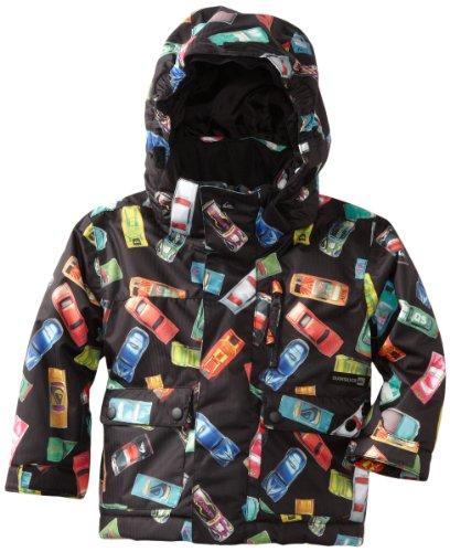 Quiksilver Snow Little Boys' Shift Jacket, Multi, 5 ()