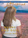 Heart and Soul by Jillian Hart front cover
