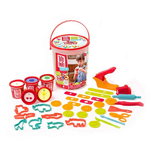 Tutti Frutti Scented Modeling Dough Party Bucket by Tutti Frutti