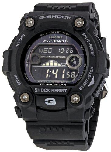 Casio Men's GW7900B-1 G-Shock Black Solar Sport Watch