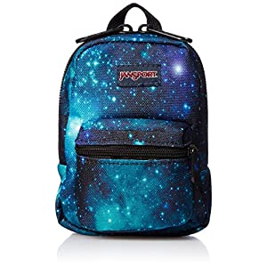 JanSport Unisex Lil' Break Galaxy Backpack