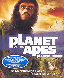 Planet of the Apes (1968) [Blu-ray] (Bilingual)