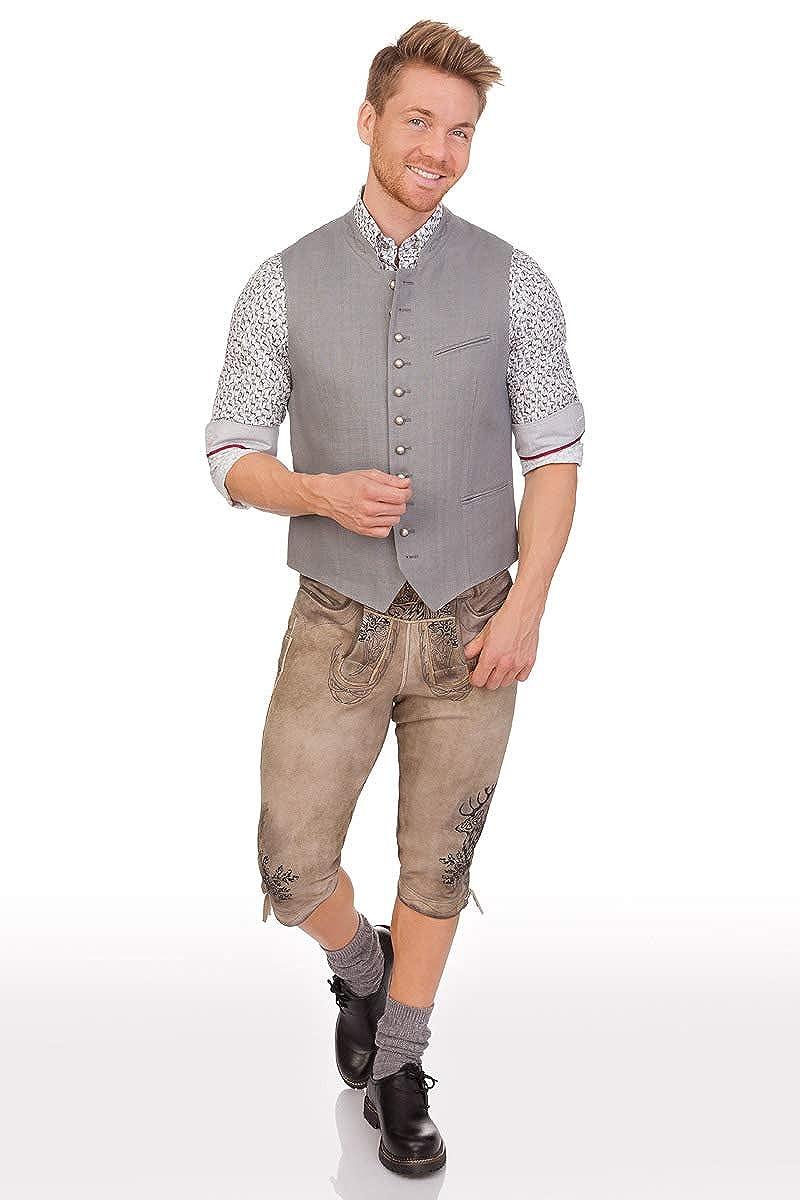 KAURIS Hammerschmid Trachtenhemd grau