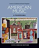 American Music: A Panorama, 5th Concise Edition