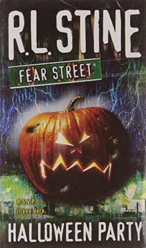 Halloween Party (Fear Street, No. -